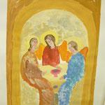 Троица  Автор: Маркова Милана ученица  2  класса МОУ ДОД ДШИ №11Советского района