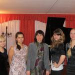 После концерта с директором ДМШ№2 г.Выборг И.А.Сапоговой.