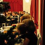 На концерте-открытии фестиваля -конкурса Рождественский ветер.фото Елены Мироновой