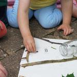 Naturwissenschaften im Kindergarten