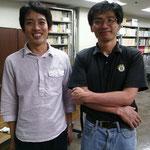 東大教授の斎藤毅先生です。