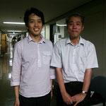 シカゴ大学教授の加藤和也先生です。