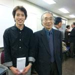 東大名誉教授の黒田成俊先生です。