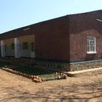 Das Frauenzentrum nach Fertigstellung