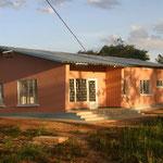 Neubau eines Hauses zur Vermietung