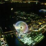 横浜のランドマークタワーからミナトヨコハマの夜景を見てきました。  ・極月のミナトヨコハマ煌きて(和良)