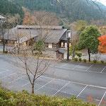 四国カルストの麓にある雲の上のホテルから見た朝の風景です。     ・昨夜の雨紅葉の色を極めけり(和良)