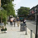 異人館のある神戸市の北野は坂の町。イタリア館が印象に残りました。  ・異人館坂道多し秋暑し(和良)