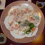 山口県の湯田温泉で虎河豚を食べてきました。おいしかったです。 ・本物の虎河豚食べにはるばると(和良)
