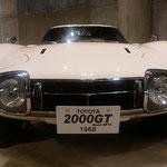 トヨタ博物館ではヤマハで開発の一員として関わった車に出合いました。 ・世に出せし車に出合ふ館涼し(和良)