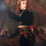 エルミタージュ美術館別館の「アルコル橋上のナポレオン」です。    ・爽やかやアルコル橋のナポレオン(和良)