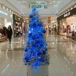 クリスマスツリーを見ていると気忙しい気分になりました。       ・なんとなく気忙しくなる聖樹かな(和良)