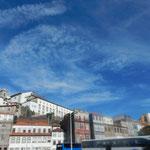 ポルトガルの名物・鰯の丸焼を思い出しながら鰯雲を見ていました。 ・丸焼きの鰯旨かり鰯雲(和良)