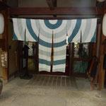 小諸市の中棚荘は島崎藤村ゆかりの文学の宿として知られています。   ・さながらに虫の宿なる山の宿(和良)