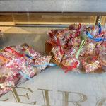 金平糖はコインブラのこの菓子屋さんから生まれたと聞きました。 ・金平糖生まれし街に秋惜しむ(和良)