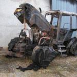 Brandeinsatz - am 19.12.2011