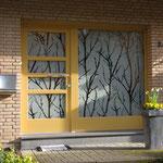 Haustüranlage mit besonderer einbruchhemmender Ausstattung, Privatkunde, Bielefeld