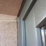 DIN-gerechter Wandabschluss zwischen Türrahmen und Mauerwerk
