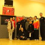 Wushu Workshop mit Meisterin Zhuo Yingxia