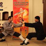 08. Januar 2011 - Besuch zum Auftritt der Shaolin Mönche in Jena