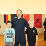 Wu Shu Lehrgang in Zeulenroda