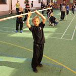 Wushu Lehrgang mit Großmeister Xiao Peng