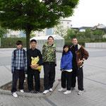 das Wu Shu Nordstern Treffbäumchen