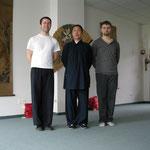Training bei Xiao Peng