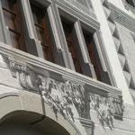 Engen, Detail Rathaus