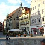 unser Hotel in Nördlingen