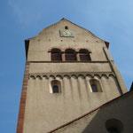dieselbe Uhrzeit wie am Glockenturm???