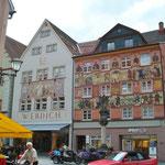 Wangen, Altstadt