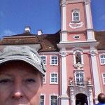 Klosterkirche Birnau, auf dem Weg nach Überlingen