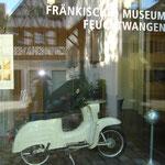 """eine """"Schwalbe"""" im Museum"""