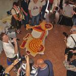 der größte Vespa-Kuchen aller Zeiten!
