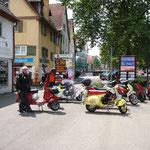 Mittagspause in Schorndorf