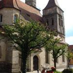 Feuchtwangen Pfarrkirche