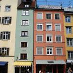interessante Häuserfassaden