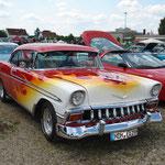 US-Car-Treffen in Mainburg (kurzer Ausflug)