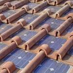 Fotovoltaico. Energia pulita rinnovabile.