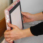 Creare la carta artigianalmente. LA CARTERIA: http://lacarteria.jimdo.com/