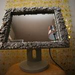 Specchio di Medea Camuso. RICICLART-I