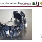"""Sezione Emergenti al concorso BIJOUX D'AUTORE: ByLudo di Ludovica Cirillo con """"CRAZY...TYPE"""""""