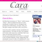 L'ecommerce di Cara Collection