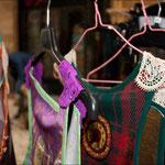 Espositrice al Vanita's Market. Foto di MKZphoto.com