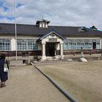 国登録有形文化財の桐林館(旧阿下喜小学校) カフェやイベントスペースとして再生!