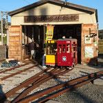 北勢線阿下喜駅の隣 軽便鉄道博物館 小さな鉄道の歴史と未来に触れてください