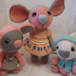Мышка Мила