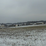 Poitou-Charentes - Paysage neigeux