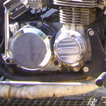 Kawasaki Z650 AME2